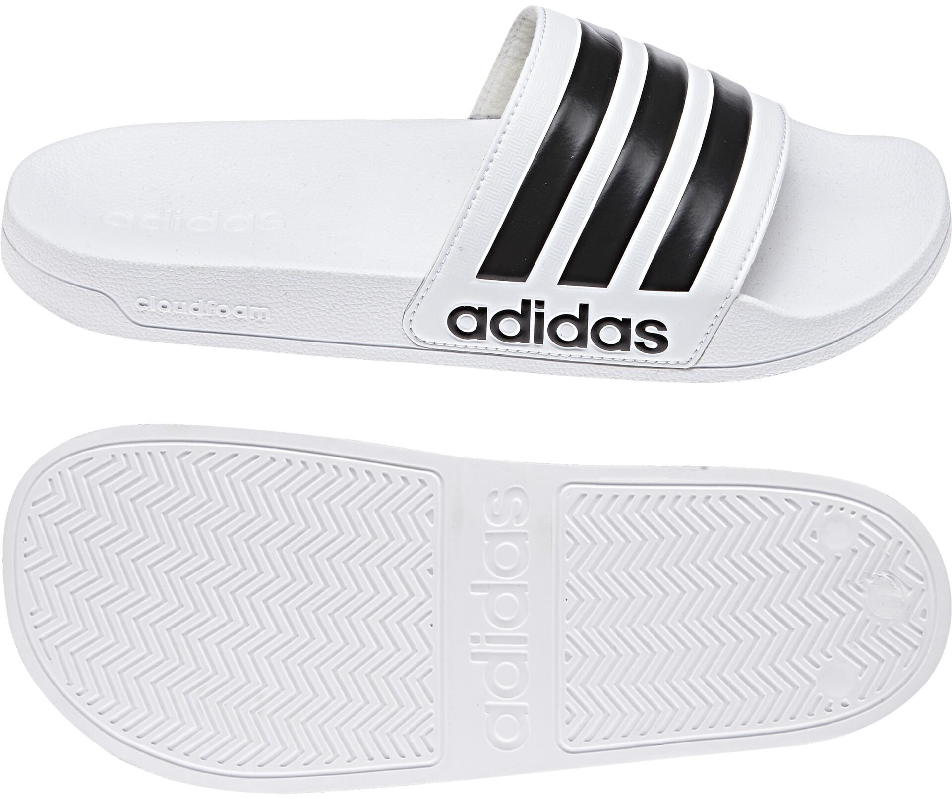 Shower De Plage Chaussures Adidas Adilette Blanc Homme Tt8pcqwd QthdCxsr